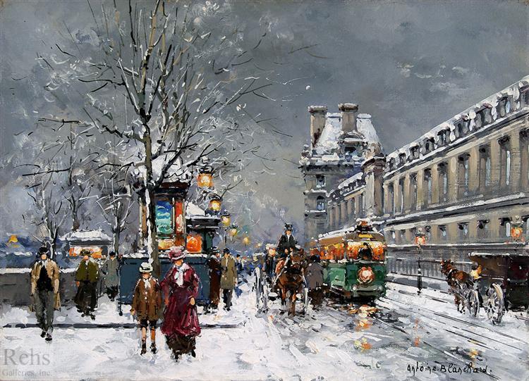Porte St. Denis - Antoine Blanchard