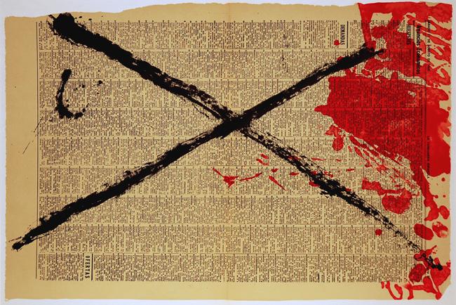 Journal, 1968 - Antoni Tapies