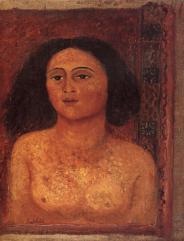 Adolescente, 1928 - Antonietta Raphael