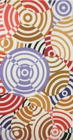 Vibration couleur, 1965 - Antonio Asis