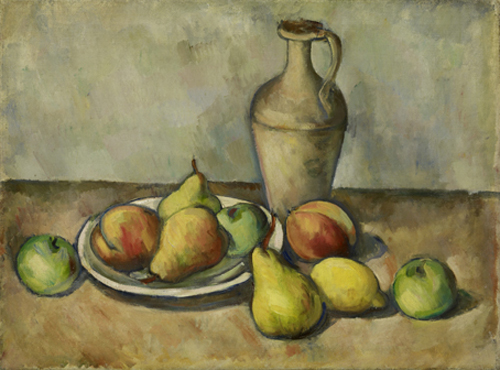 Pears, Peaches, and Pitcher, 1926 - 1927 - Arshile Gorky