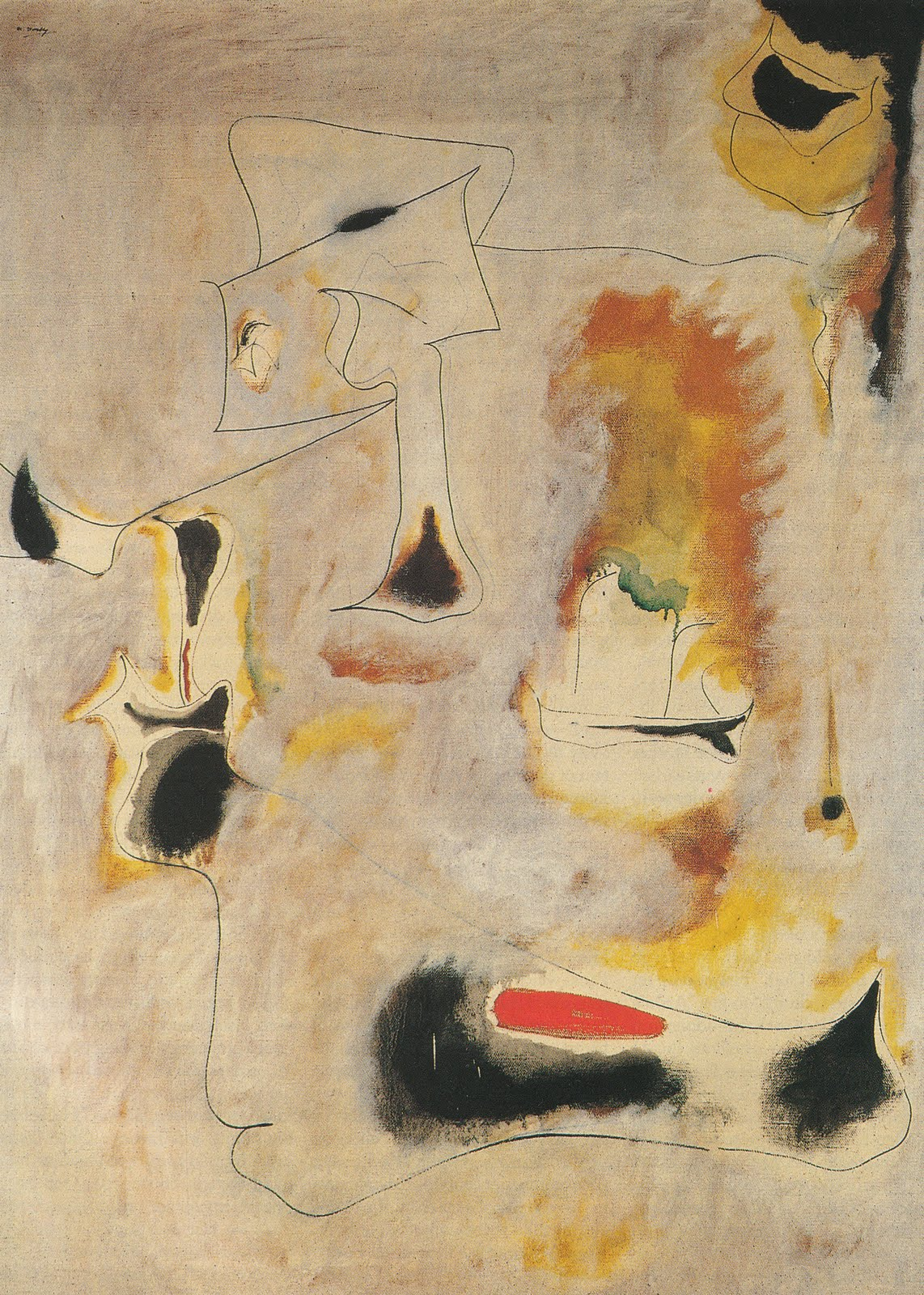A biography of arshile gorky a turkish painter