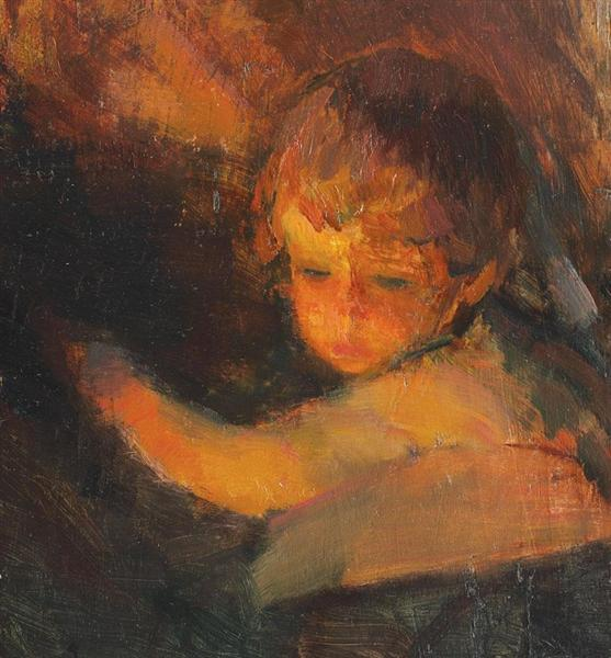 Child (Study) - Arthur Verona