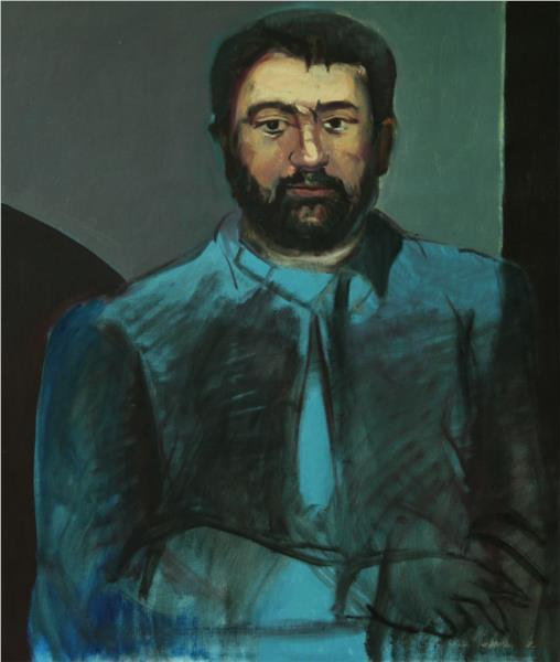 Author Series - Hakan Savlı, 2002 - Artin Demirci
