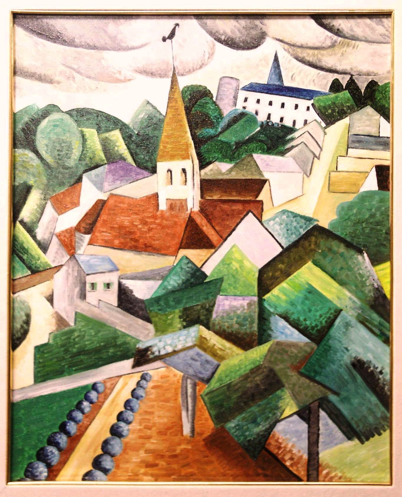 Villaggio di collina herbin auguste for Auguste herbin