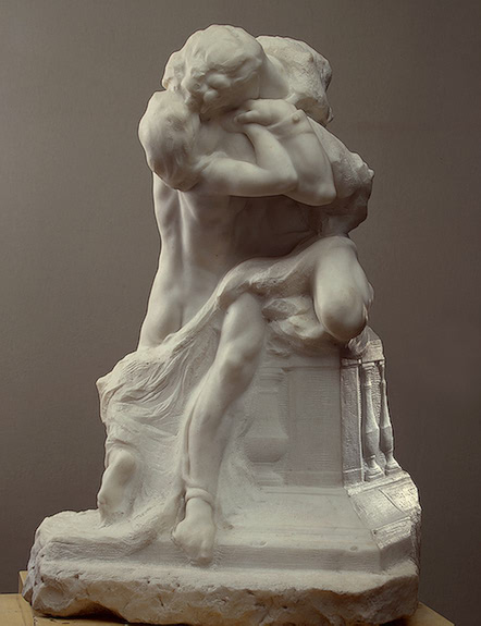 Romeo and Juliet, 1905 - Auguste Rodin
