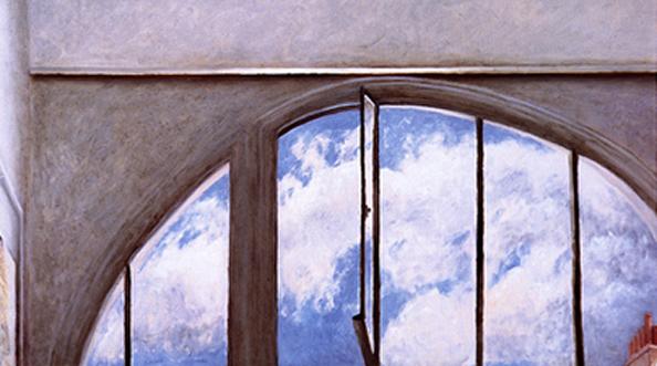 Clouds, 1997 - Avigdor Arikha