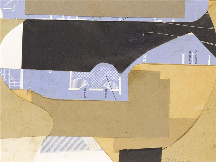Untitled (35-14), 1935 - Balcomb Greene