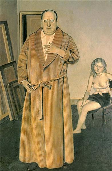 Andre Derain, 1936 - Balthus