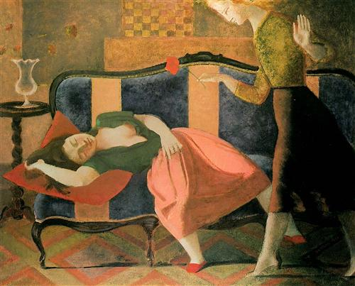 The Dream - Balthus