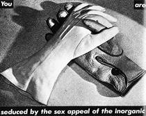 Untitled (You are seduced) - Barbara Kruger