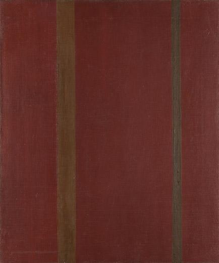 Galaxy, 1949 - Barnett Newman