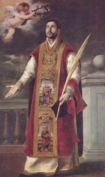 St. Rodriguez, c.1646 - 1655 - Бартоломе Эстебан Мурильо