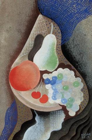 Still-life, 1930 - Bela Kadar