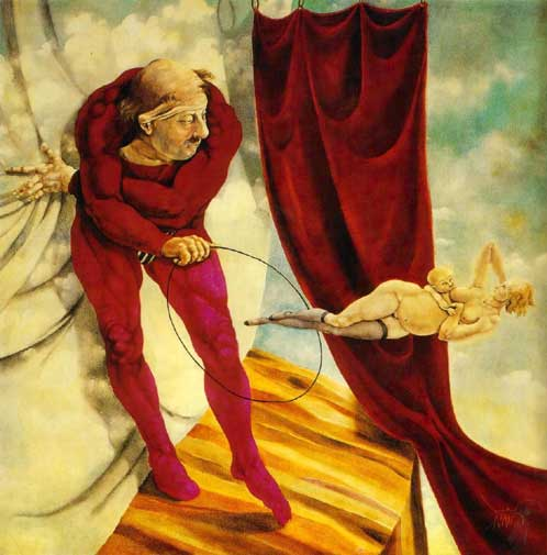 The Illusionist, 1978 - Benjamin Canas
