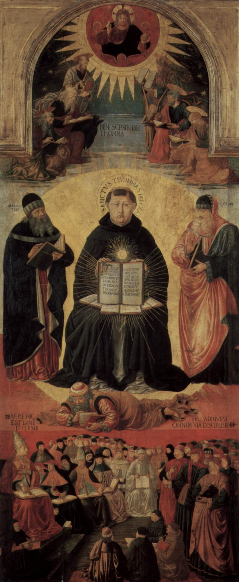 an analysis of the laws according to saint thomas aquinas A summary of summa theologica: the purpose of man in 's thomas aquinas (c 1225-1274) learn exactly what happened in this chapter, scene, or section of thomas aquinas (c 1225-1274) and what it means perfect for acing essays, tests summary & analysis summa theologica: structure.
