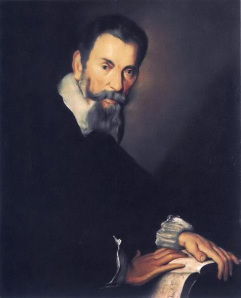 Portrait of Claudio Monteverdi, 1640 - Bernardo Strozzi