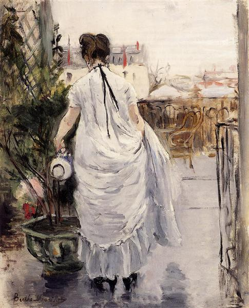 feminine point of view berthe morisot I love berthe morisot  feminist art historians tend to view her development as a kind of sociological case study the temptation is only increased by the presence of two sisters, edma and yves.