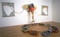 Elephant - Bill Woodrow