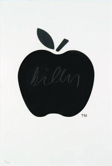 Billy Apple TM - Billy Apple