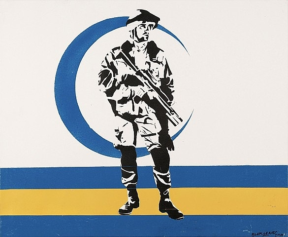 Occupational Force, 2006 - Blek le Rat