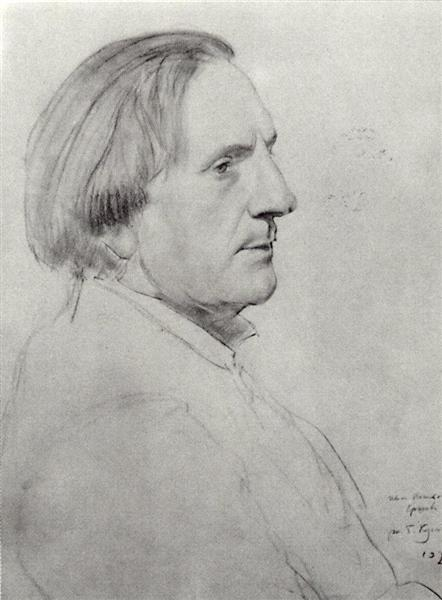 Портрет И.В.Ершова, 1922 - Борис Кустодиев