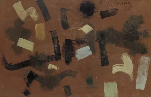 Number 3, 1950 - Bradley Walker Tomlin