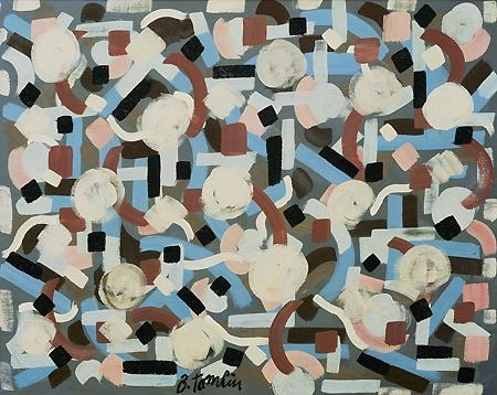Untitled, 1952 - Bradley Walker Tomlin