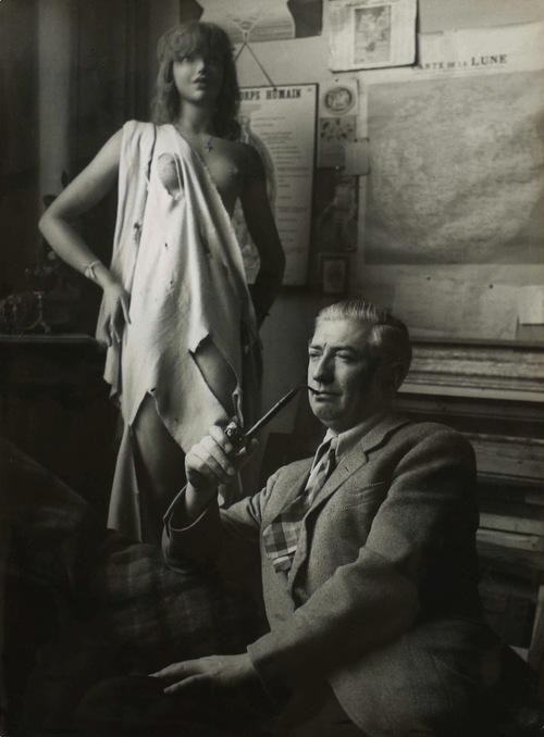 Félix Labisse, 1948