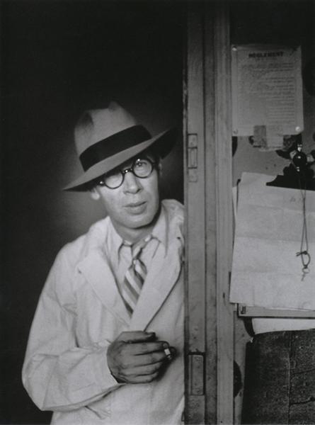 Henry Miller, 1931 - Brassai