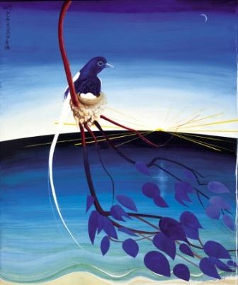 The Sunrise, Japanese: Good Morning!, 1988 - Brett Whiteley