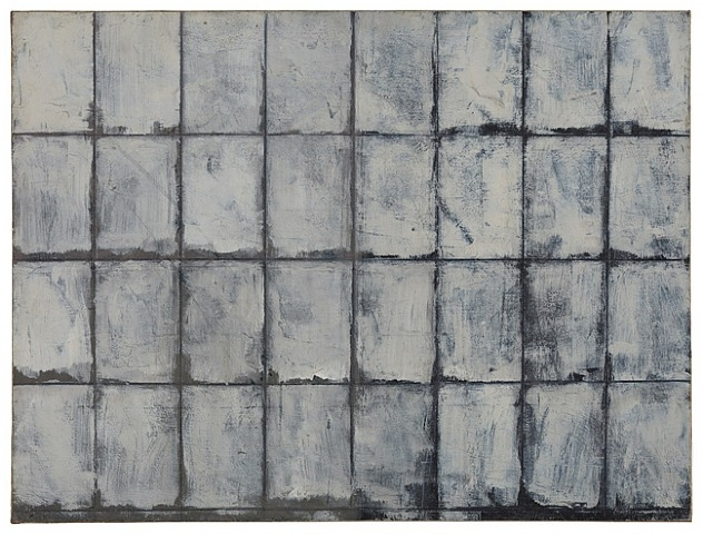 Untitled, 1963 - Brice Marden