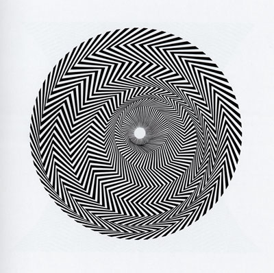 Blaze 1, 1962 - Bridget Riley