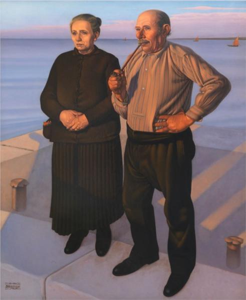 Fishermans - Cagnaccio di San Pietro