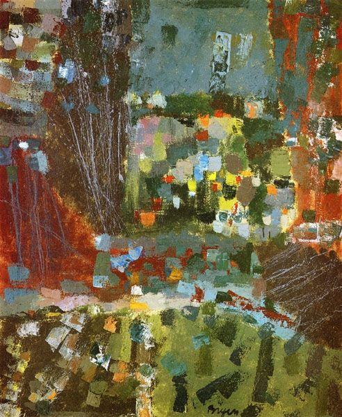 Univéronique, 1959 - Camille Bryen