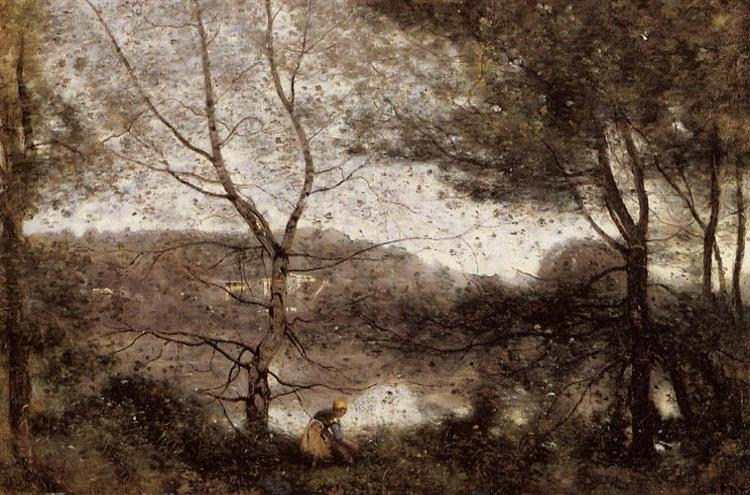 Ville d'Avray - Camille Corot