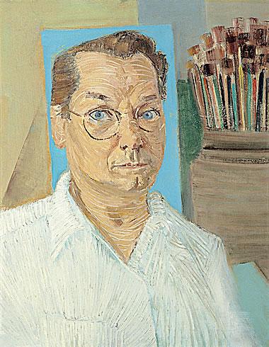 Auto-Retrato - Candido Portinari