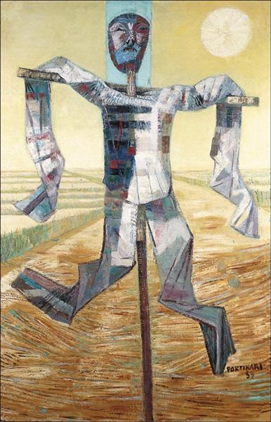 Scarecrow, 1959 - Кандіду Портінарі