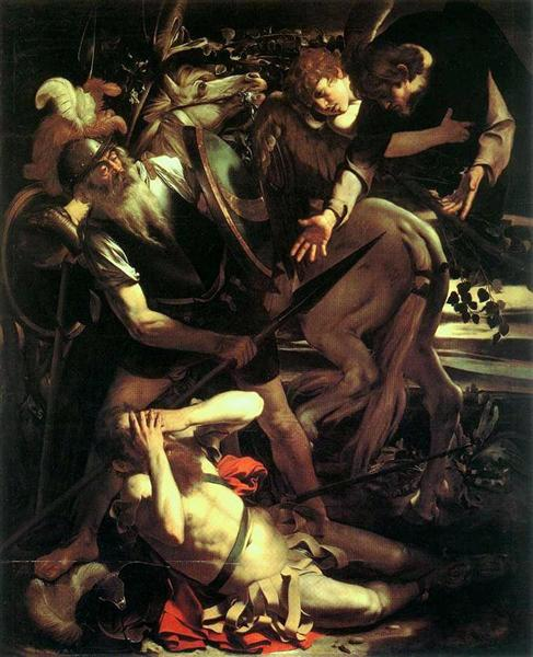 Conversion of Saint Paul, 1600 - Caravaggio