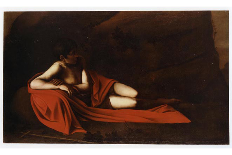 Would st john the baptist caravaggio