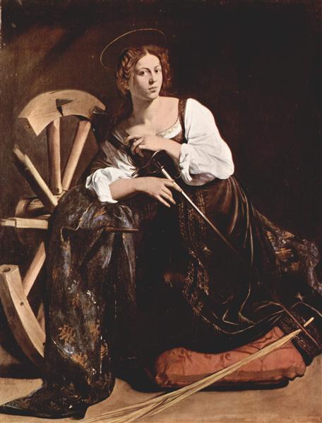 LE LIVRE D'HEURES DE LA REINE ANNE DE BRETAGNE (vers 1503) TRADUIT DU LATIN par M. L'ABBÉ DELAUNAY – Paris - 19 eme sièc Saint-catherine-of-alexandria(1).jpg!Large