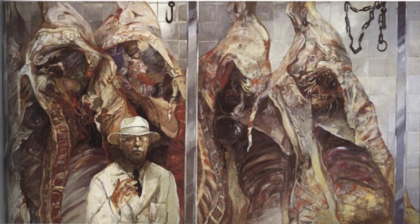 Carne de Primera, 1977 - Carlos Alonso