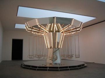 Carousel Mirror, 2005 - Carsten Holler