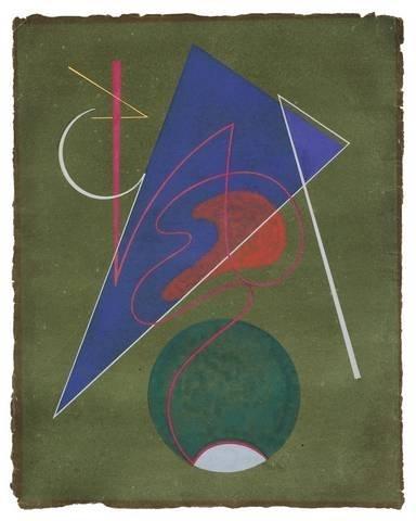 Untitled, 1948 - Cesar Domela