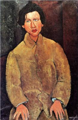 Chaim soutine 108 paintings for Chaim soutine