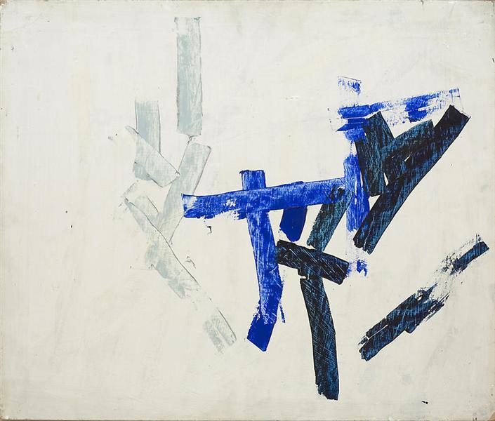 Untitled, 1960 - Charlotte Posenenske