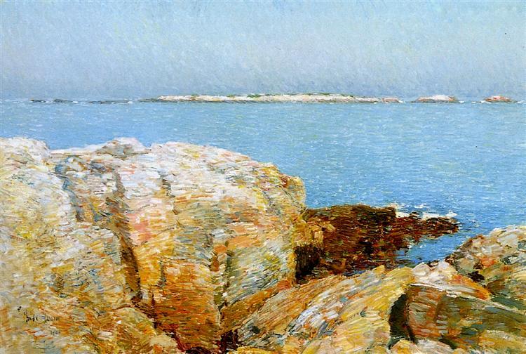 Duck Island, 1906 - Childe Hassam
