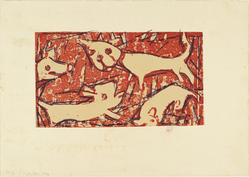 Dogs, 1925