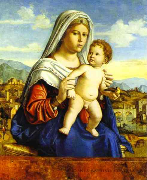 Virgin and Child, 1505