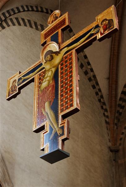 Crucifix, 1272 - Cimabue